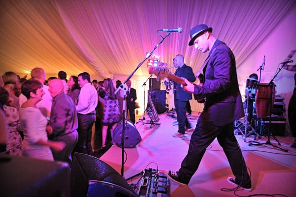 hire a wedding band in beat international